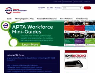 apta.com screenshot