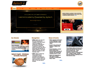 aptech-worldwide.com screenshot