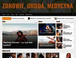aptekiarnika.pl screenshot