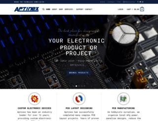 aptinex.com screenshot