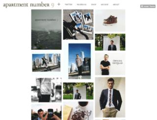 aptnumber9.tumblr.com screenshot