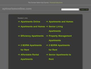aptourismonline.com screenshot