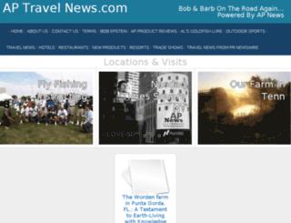aptravelnews.com screenshot