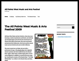 apwfestival.com screenshot