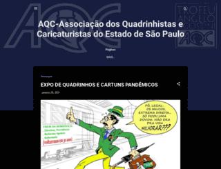 aqcsp.blogspot.com.br screenshot