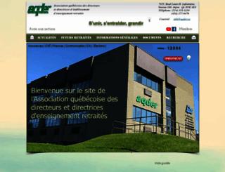 aqder.ca screenshot