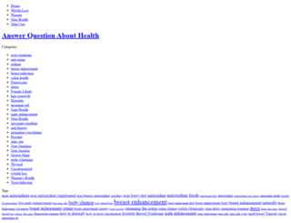 aqhealth.com screenshot