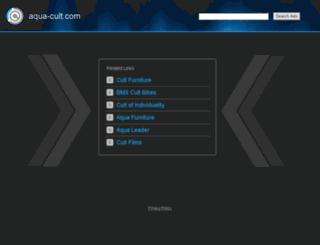 aqua-cult.com screenshot