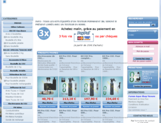 aqua-kit-co2.com screenshot