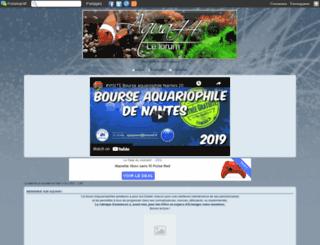 aqua44.actifforum.com screenshot