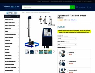 aquablaster.org screenshot