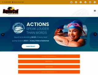 aquacal.com screenshot
