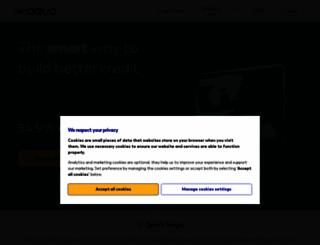 aquacard.co.uk screenshot