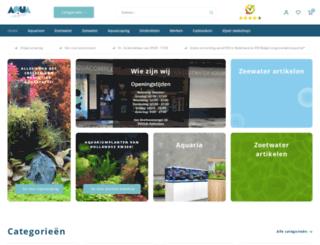 aquacompleet.nl screenshot