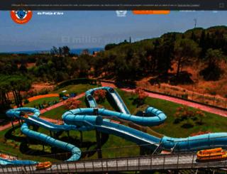 aquadiver.com screenshot