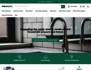 aquaeuro.com screenshot