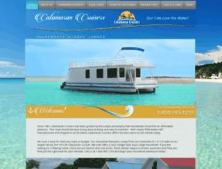 aqualodge.com screenshot
