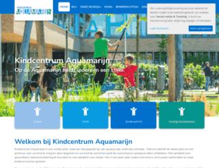 aquamarijn-bs.nl screenshot