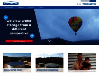 aquamate.com.au screenshot