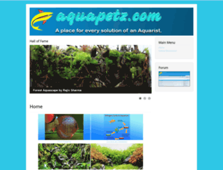 aquapetz.com screenshot