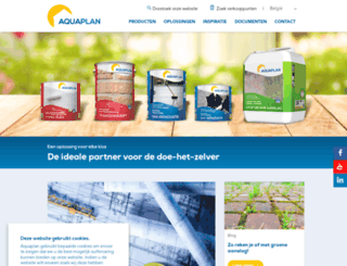aquaplan.nl screenshot