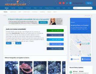 aquariofilia.net screenshot