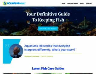 aquariumpart.com screenshot