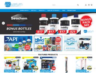 aquariumspareparts.com.au screenshot