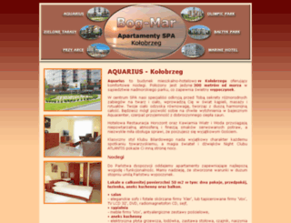 aquarius.afr.pl screenshot