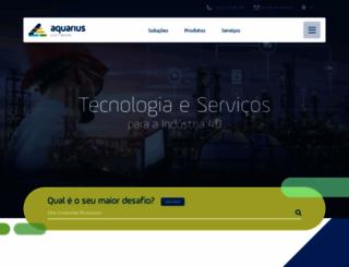 aquarius.com.br screenshot