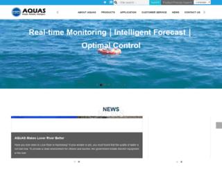aquas.com.tw screenshot