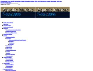 aquaticinteriors.com screenshot