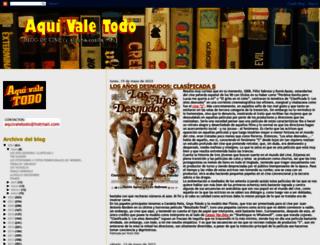 aquivaletodo.blogspot.com screenshot