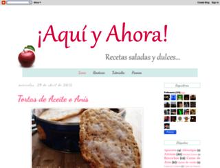 aquiy-ahora.blogspot.com screenshot