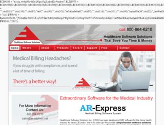 ar-express.net screenshot