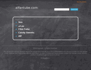 ar.alfantube.com screenshot