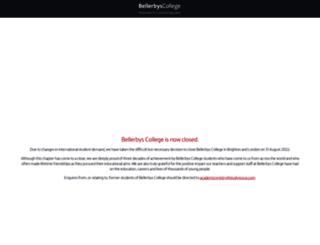 ar.bellerbys.com screenshot