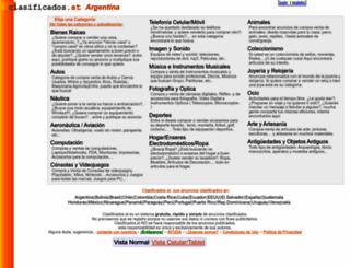 ar.clasificados.st screenshot