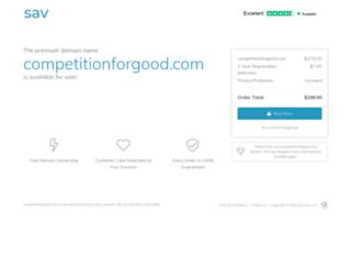 ar.competitionforgood.com screenshot