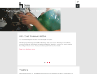ar.havasmedia.com screenshot