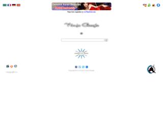 ar.ninjagate.com screenshot