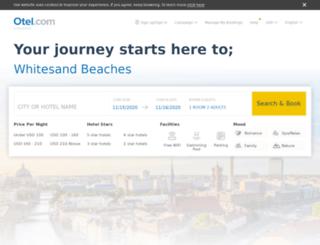 ar.otel.com screenshot