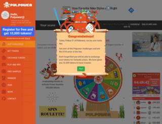 ar.pulpower.com screenshot