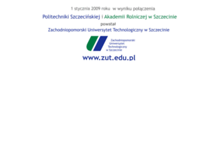 ar.szczecin.pl screenshot