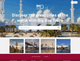 ara.bigbustours.com screenshot