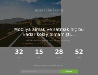 araarabul.com screenshot