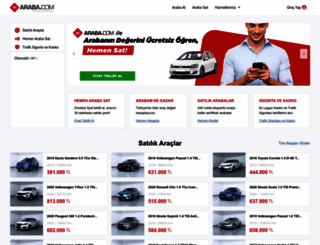 araba.com screenshot
