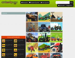 arabaoyunu.biz screenshot