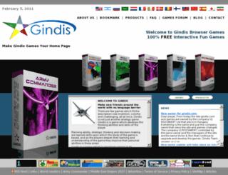 arabic.gindis.com screenshot