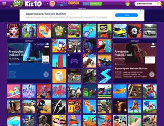 arabic.kiz10.com screenshot